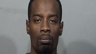 Jermal Leak, 36, of Titusville, charges: Battery (touch or strike).
