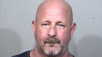 Scott Solvick, 52, of Merritt Island, charges: Robbery with firearm; agg assault; petit theft 2nd deg pocket picking 1st offense.