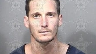 Joshua Solvold, 31, of Merritt Island, charges: 2 counts of control subst - conspiracy to traffic; methamphetamine - trafficking 14 gr or over; carry concealed weapon; 2 counts of ; bond exoneration/revocation misdemeanor.