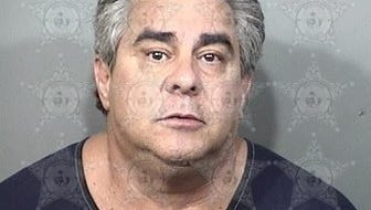 Arturo Iacobi, 53, of Palm Bay, charges: Agg assault w/deadly weapon wo intent kill; dui; resist officer without violence.