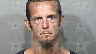 Danniel Adkins, 39, of Cocoa, charges: Contempt of court felony; failure to appear felony; burgl unoccup struct unarmed; grand theft pocket picking >10k <20k; dealing in stolen property.