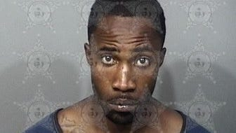 Stephan Dixon, 27, of Palm Bay, charges: Racketeering violation; cocaine - conspiracy to traffic; mistaken entry; hallucinogen - smuggle into state schd ii; use 2 way communication device to facilitate felony; racketeering violation; cocaine - conspiracy to traffic; cocaine - poss w intent sell mfg deliver sch ii.