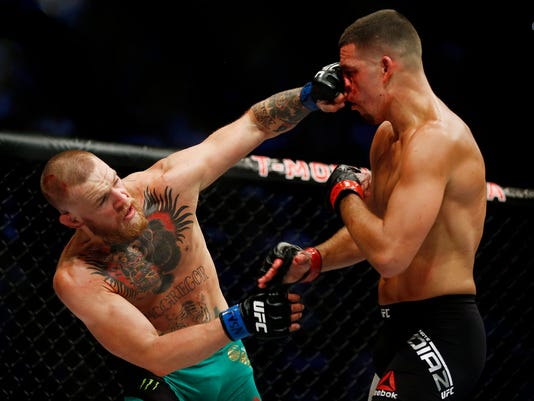 Conor McGregor, Nate Diaz