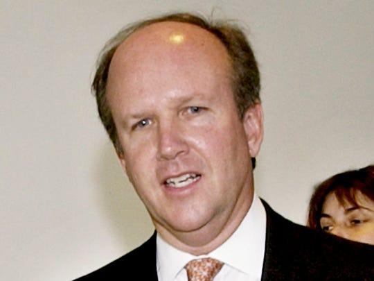 Trevor Fetter, president and interim chief executive