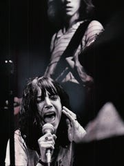 Patti Smith performed in Milwaukee in 1976, not long