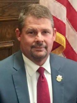 Oklahoma District 27 Attorney Jack Thorp