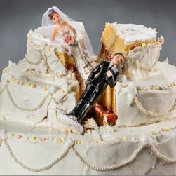 Wedding gone wrong? Insurance could help set things right