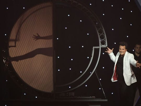 Michael Turco spent his years at William Paterson University designing, building and creating a show with a singular goal: to one day headline at an Atlantic City casino.
