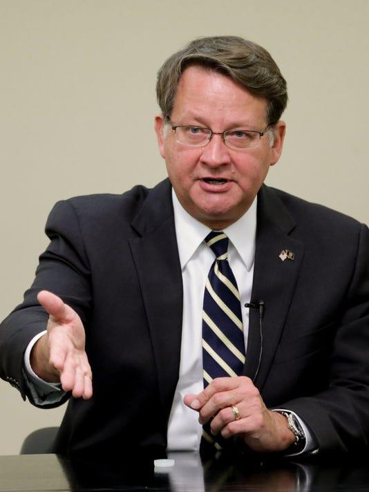 U.S. Sen. Gary Peters