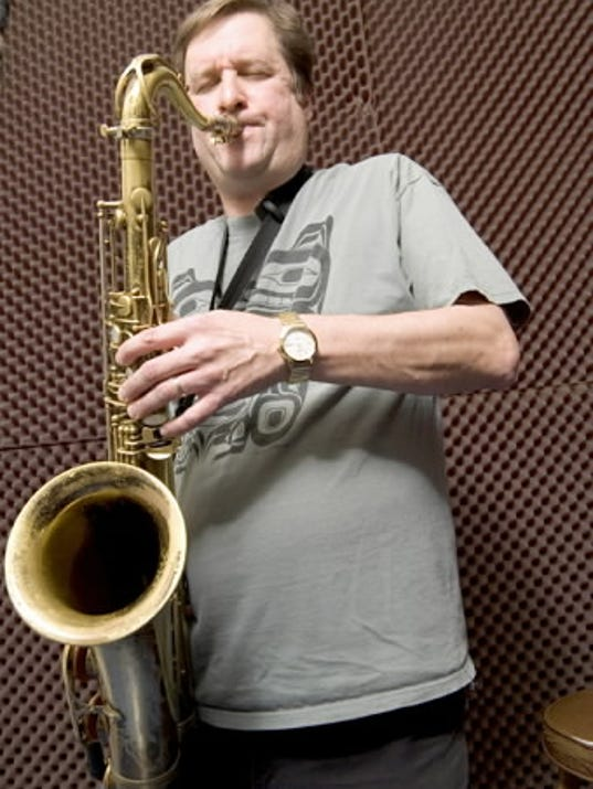 Dave Wilson s latest CD  Spiral  was released June 15 and has gotten airplay on about 40 radio stations across the country. Wilson  s All-Star Jazz Quartet performs a free jazz show Saturday during the Yorkfest Fine Arts Festival in York.