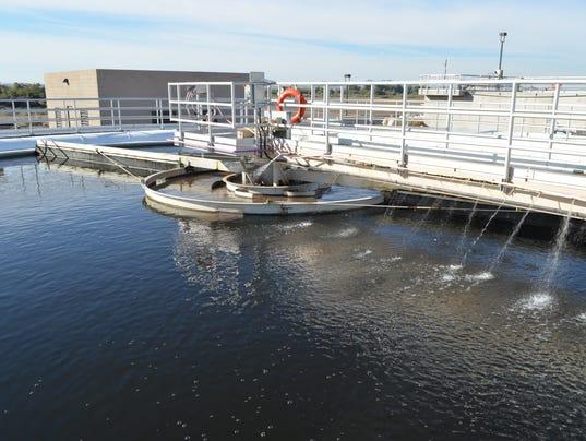 Buckeye wastewater treatment plant