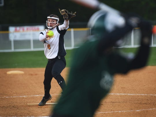 Pitcher Paige Masiello leads second-seed West Milford