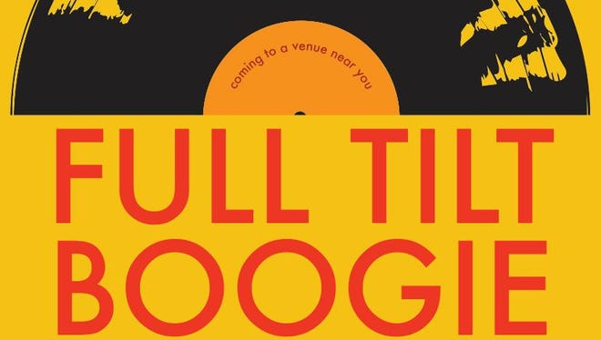 Full Tilt Boogie by Full Tilt Boogie.