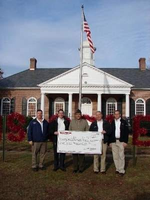 Auto Recyclers Donate $21,000 to The Wounded Warrior Project