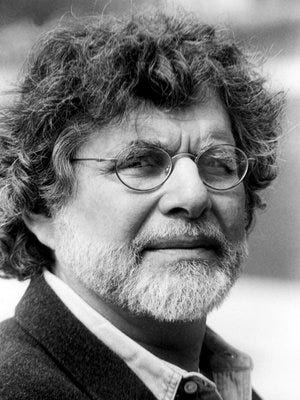 Alan Cheuse, NPR's longtime literary critic, who died July 31, 2015.
