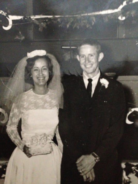 Anniversaries: Calvin Bostic & Annette Bostic