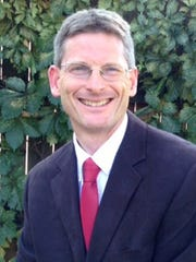 Dr. Jon Connolly will take over as president of Sussex County Community college on Nov. 1.