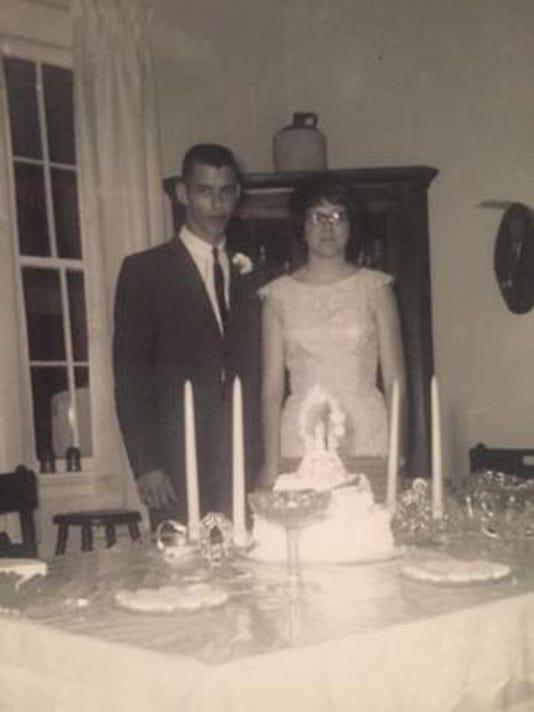 Anniversaries: Bob Freeman & Dema Freeman