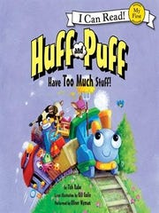 'Huff and Puff Have Too Much Stuff' by Tish Rabe