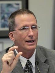 Greater Clark County Schools Superintendent Andrew Melin
