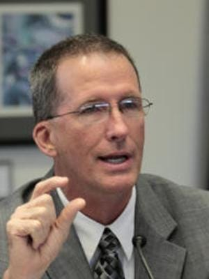 Greater Clark County Schools Superintendent Andrew Melin