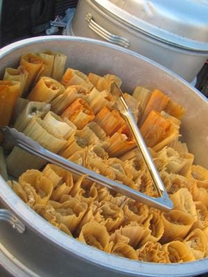 """The fifth Annual """"Tamal Fiesta y Más"""" returns to downtown Silver City on Dec. 5."""
