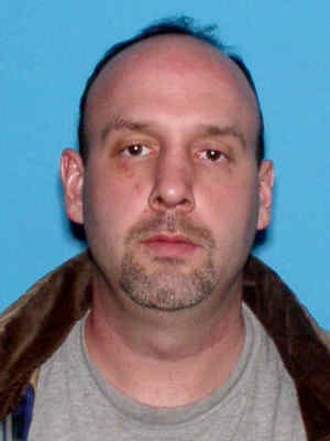 George Caselli, 43, of Franklinville, is charged with eluding police in North Wildwood.