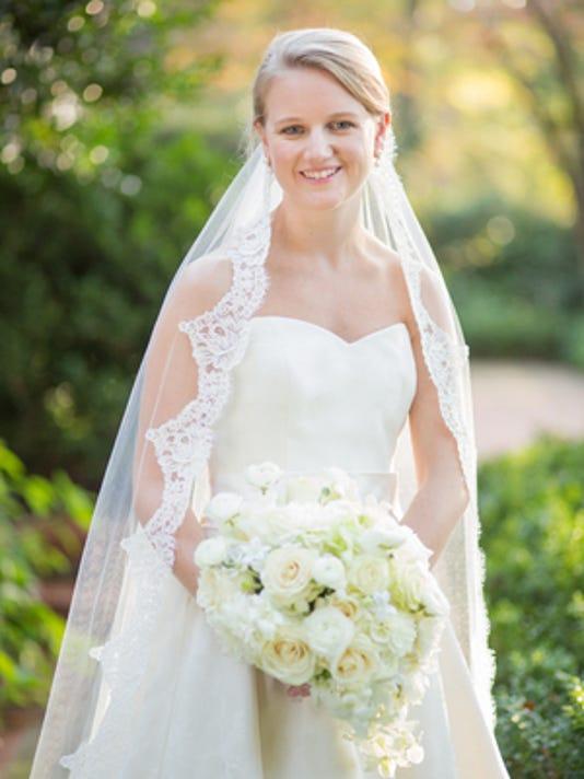 Weddings: Mary Holt Murphy & Richard Harper Mitchell