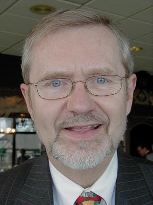 Former Lansing Mayor David Hollister is chair of an 18-member Financial Health Team that studies the city's challenges. The team meetings quarterly; all meetings are open to the public.