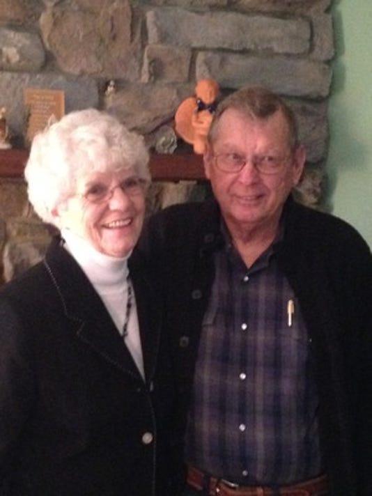 Anniversaries: Joe Storms & Pat Biesecker-Storms