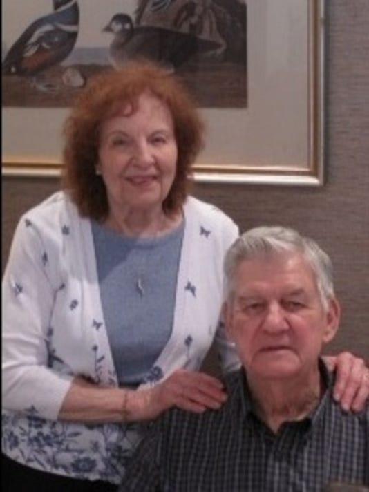 Anniversaries: Joseph Boland & Joan Boland