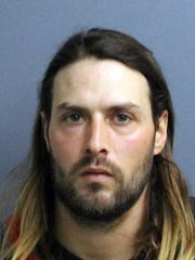 Andrew Mayer of Toms River, was charged with doing unlicensed work at the scene of  a Keyport fire.
