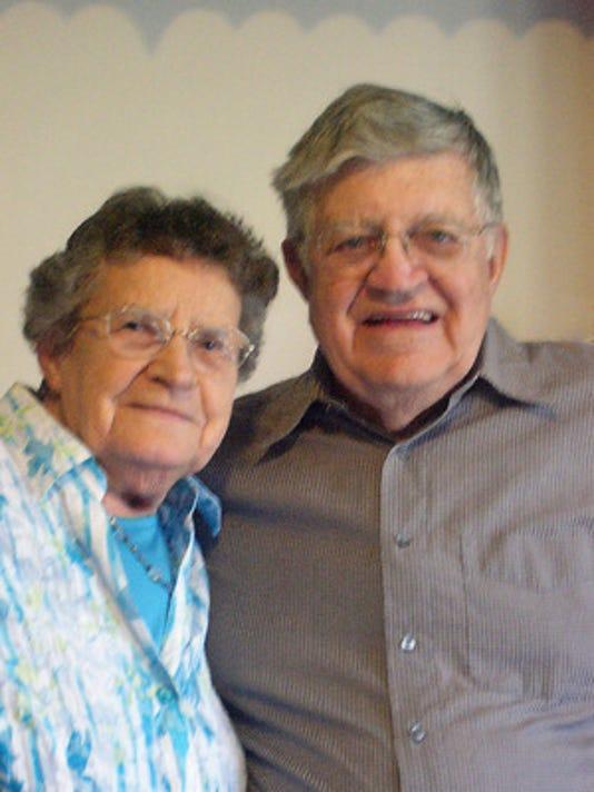 Anniversaries: Robert Sanbloom & Joan Sanbloom