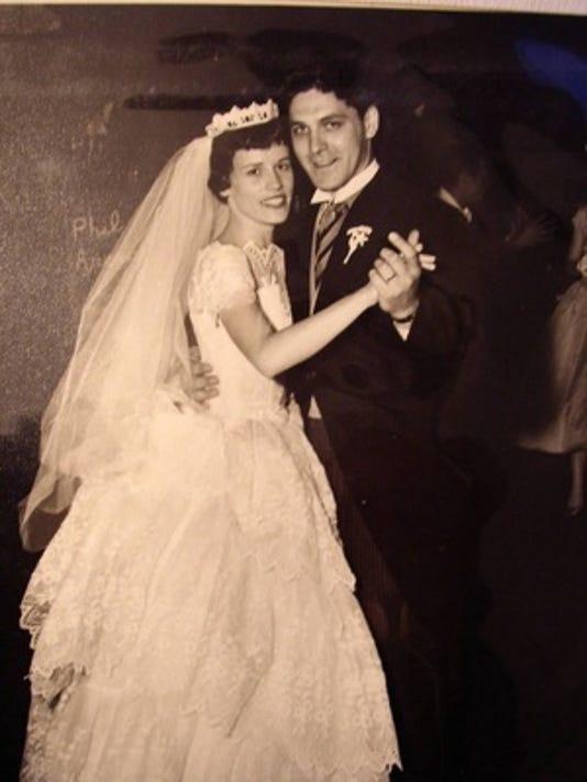 Anniversaries: Stan Meleski & Dolly Meleski