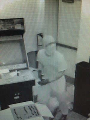 Dover police is investigating a robbery at SS Vape that happened early Wednesday morning.