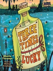 'Three Times Lucky' by Sheila Turnage