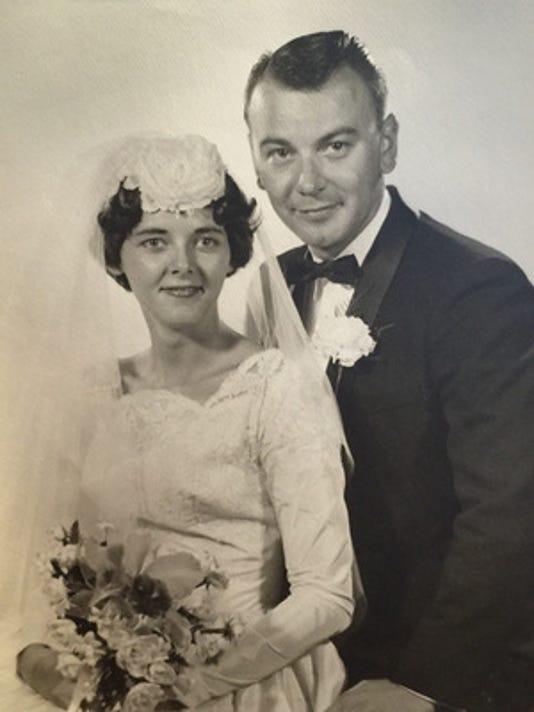Anniversaries: Peter Terrahe & Nona Terrahe