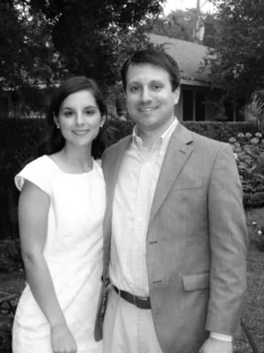 Engagements: Elise Barousse & Justin Guidry