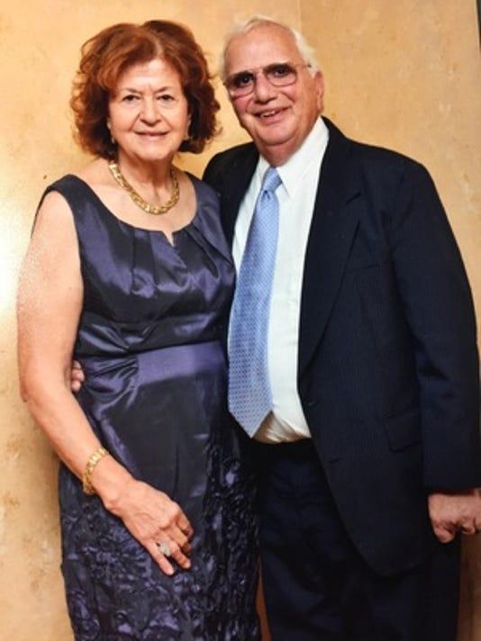 Anniversaries: Jim Plackis & Mary Plackis