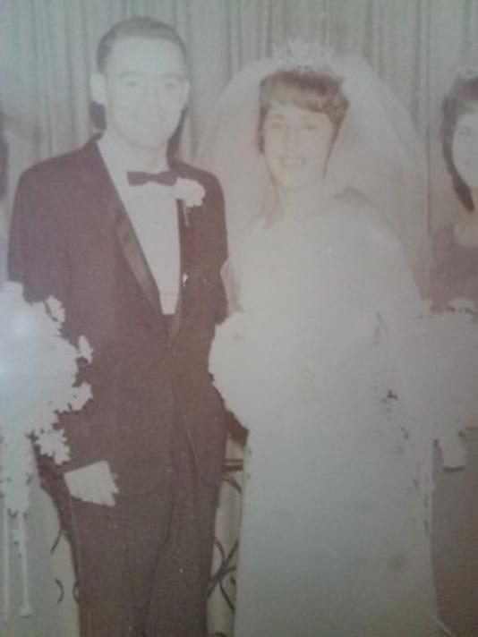 Anniversaries: Alice Rhoades & Harry Rhoades