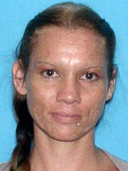 Mary Michelle Craig Rice is believed to be in the company of William Boyette, a person of interest in a double homicide in Milton.