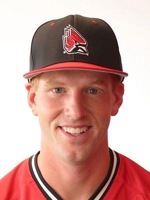 Ball State's Caleb Stayton.