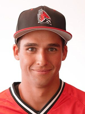 Ball State's Jeff Riedel forced extra innings against IU.