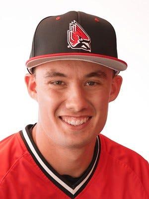 Ball State's Alex Maloney.