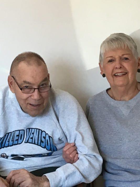 Anniversaries: Ronald Butler & Julie Butler