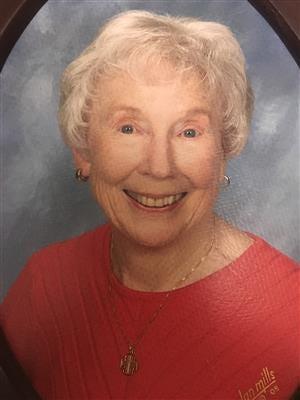 Cora Elizabeth Caldart, 96