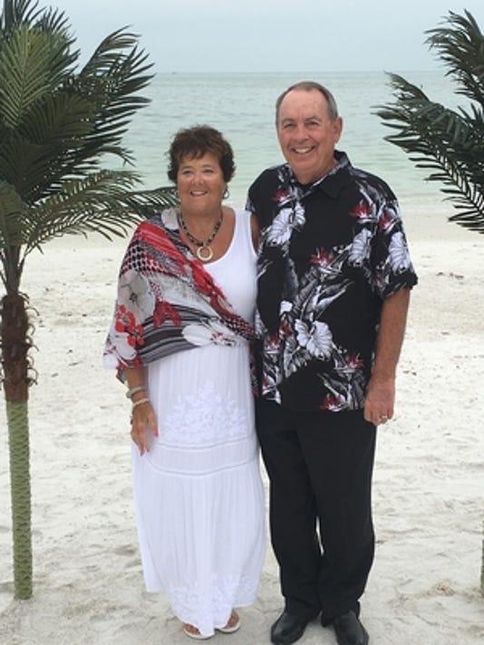 Anniversaries: Dennis Cahill & Donna Cahill