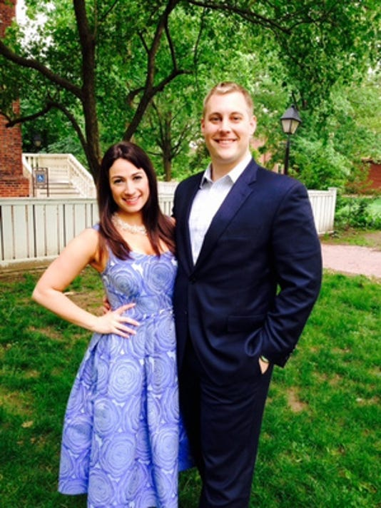 Engagements: Victoria Paone & Peter Rosa