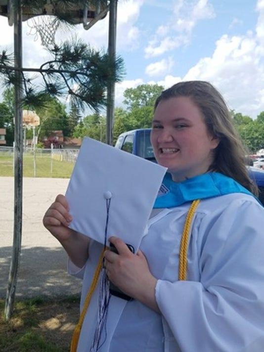 Graduations: Anna Gaffney