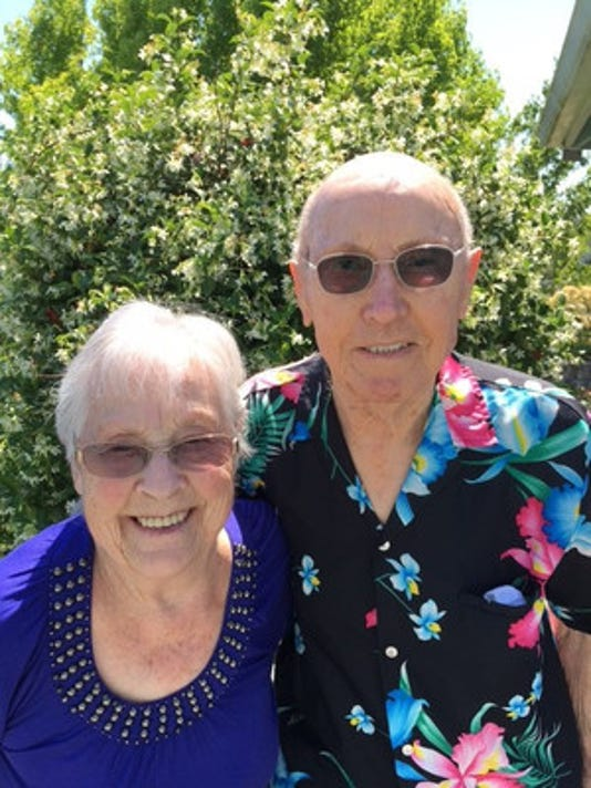 Engagements: Merle A Combs & Darlene Peterson